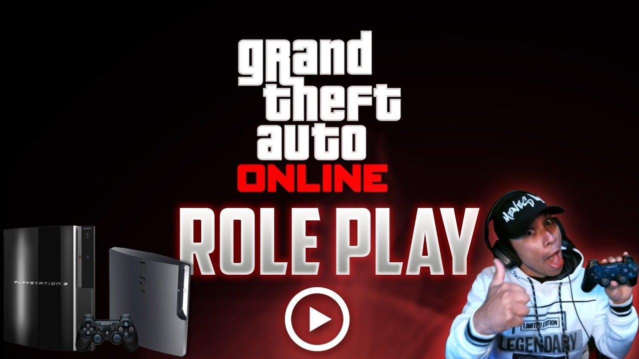 Llego la Hora de ROLEAR👈 ROLEPLAY GTA 5 PS3 Quieres Entrar❓