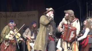 Ye Banished Privateers - First Night back in Port @ MPS Leipzig 2015
