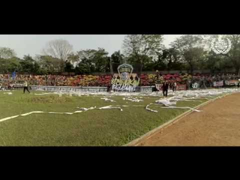 VOLCANO CILEGON Match ambience | CILEGON UNITED vs Perserang 17th july 2017