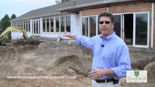 Waterford CT- Great Neck Country Club Renovation Update #3