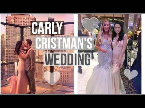 CARLY CRISTMAN'S WEDDING! #MARRYCRISTMAN