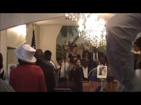 Bates Family Reunion 2017 Church Service