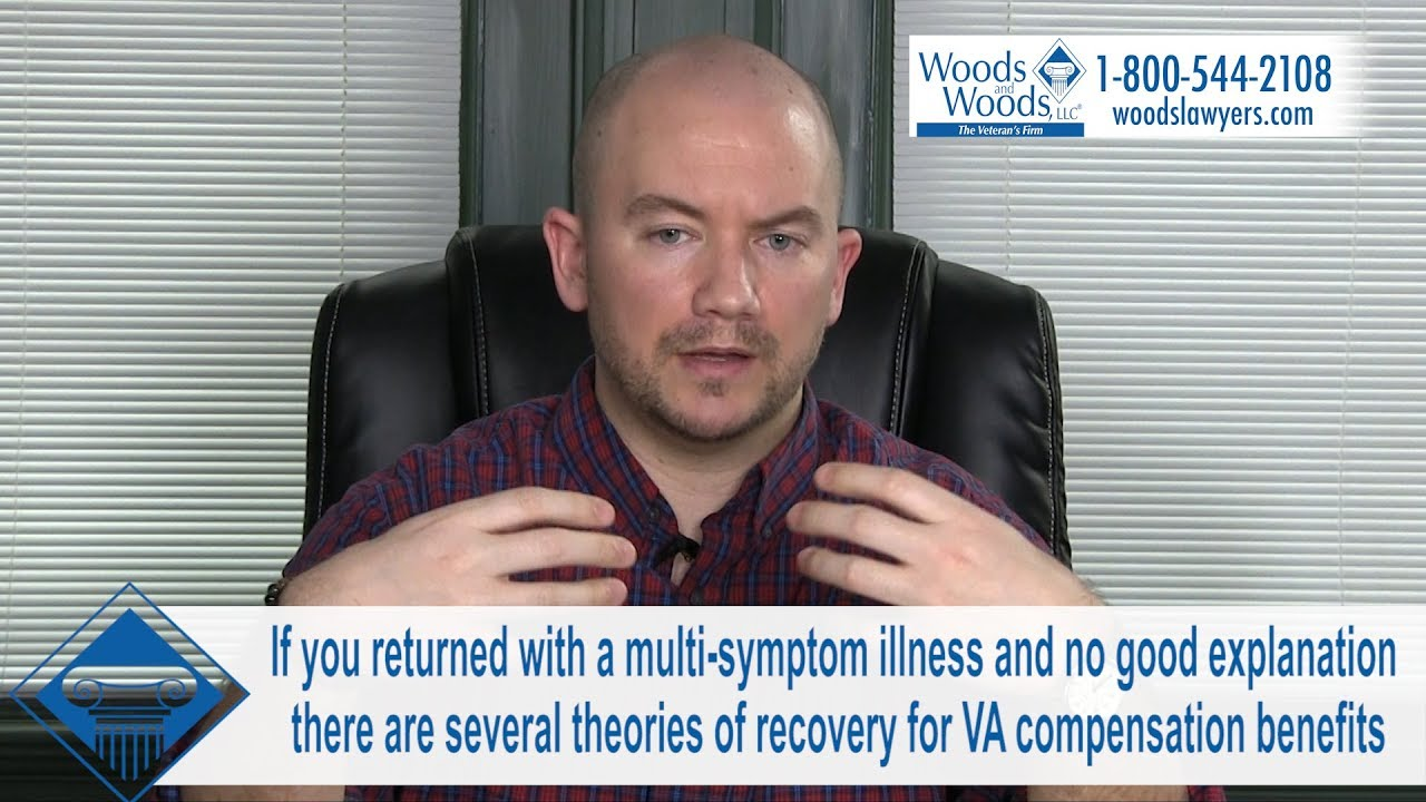 Gulf War Syndrome and VA Disability Claims Zach Evans