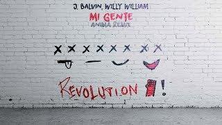 J. Balvin, Willy William - Mi Gente (ANIMA Remix)