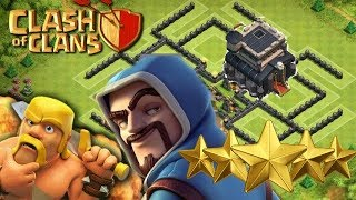 Clash of Clans | One Troop, Three Stars | Unusual Attacks of All Kinds II Full attack rules 2017
