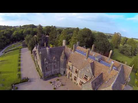 Huntsham Court Aerial Video