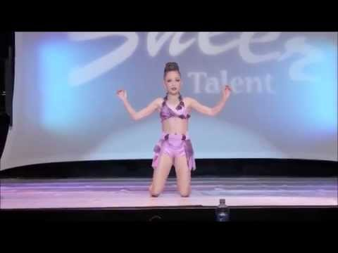 Maddie dancing to Firework (Katy Perry)