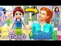 Lego Friends Mia as a Sim! | Create-a-Sim Sims 4