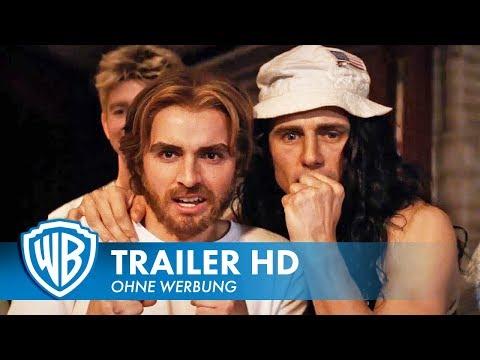 THE DISASTER ARTIST - Trailer #1 Deutsch HD German (2018)
