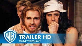 THE DISASTER ARTIST - Trailer #1 Deutsch HD German (2018)