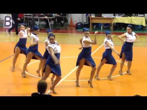 All Ladies Latin Attica Open 2016