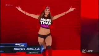 Nikki Bella Sexy Entrance
