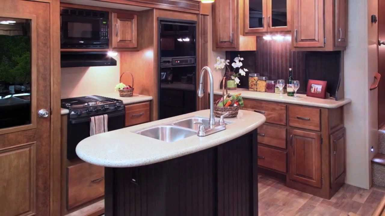Grand Design Reflection 303rls Fifth Wheel Youtube