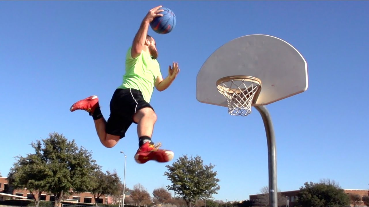 Slam Dunk Edition | Dude Perfect