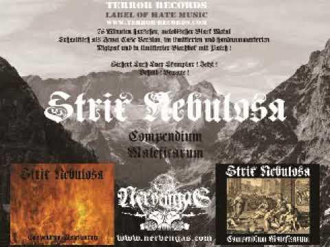 Strix Nebulosa - Compendium Maleficarum  (Official Album Teaser)