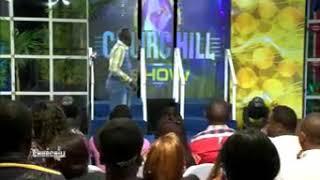 Erick omondi by charchill show
