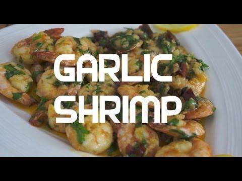 Paano magluto Garlic Shrimp Pinoy Cooking Tagalog Filipino recipe - Tagalog English