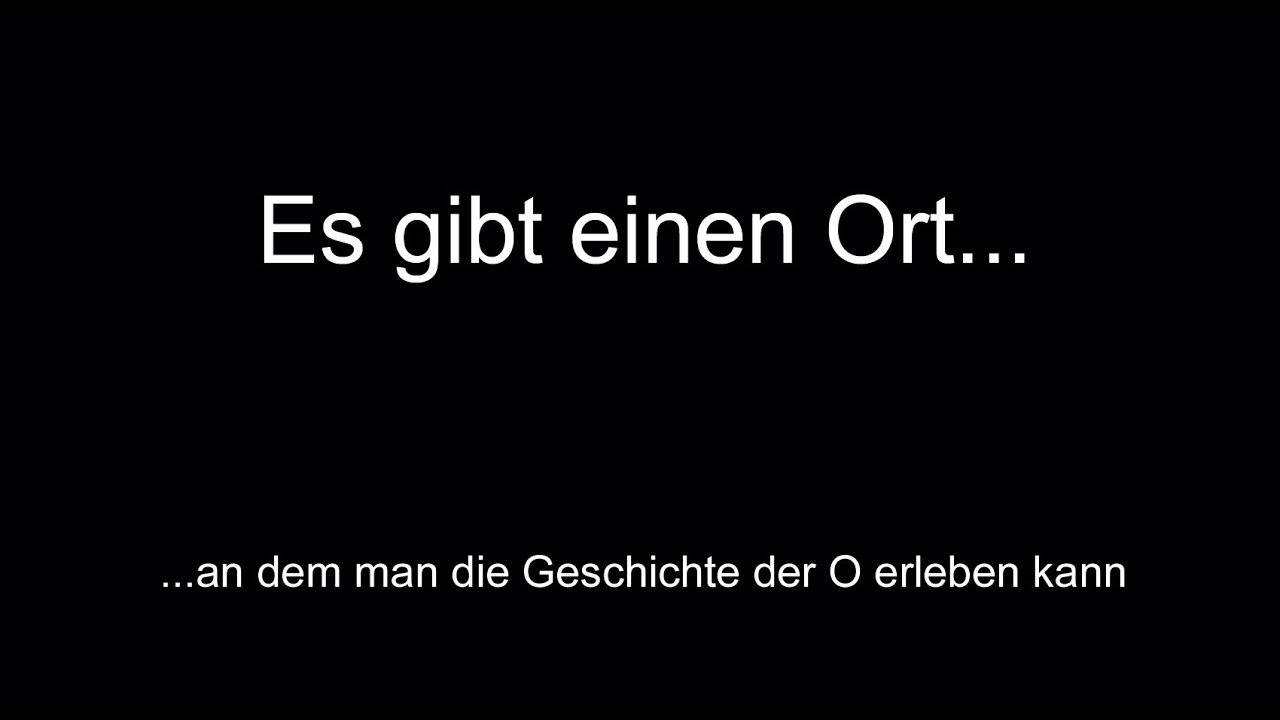 Youtube Geschichte Der O