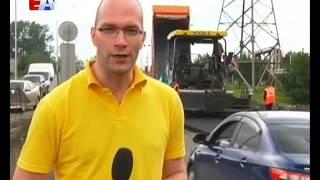 Ремонт на Московском шоссе выполнен на девяносто процентов