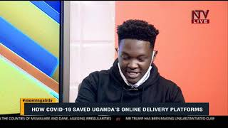 "How COVID-19 ""saved"" Uganda's online delivery platforms 
