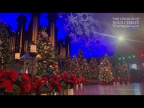 """"""" Lds Church Special Christmas 2021"""" Celebrating The Light Of The World A Christmas On Temple Square Performance Youtube"""