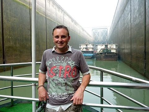 My trip to the Three Gorges Dam China June 2010.