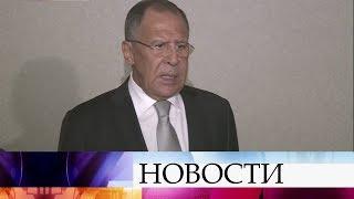 Глава МИД РФ иГоссекретарь США обсудили ситуацию вСирии, иранское досье исеверокорейский кризис