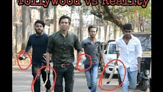 Bollywood vs Reality 😎|| Tollywood vs Reality || Expectation vs Reality || Social Banda