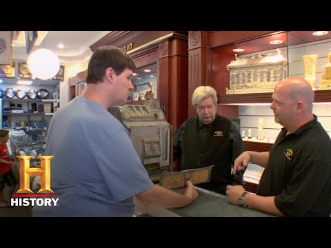 Pawn Stars: 4 Times People Actually Pawned an Item | History