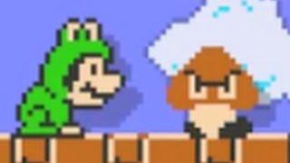Super Mario Maker - 100 Mario Challenge #86 (Expert Difficulty)