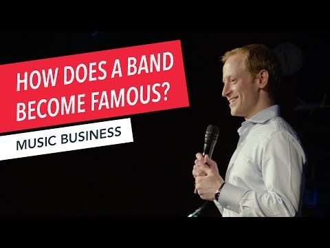 How Does a Band Become Famous? | Alex White | Next Big Sound | Pandora | Berklee Onsite
