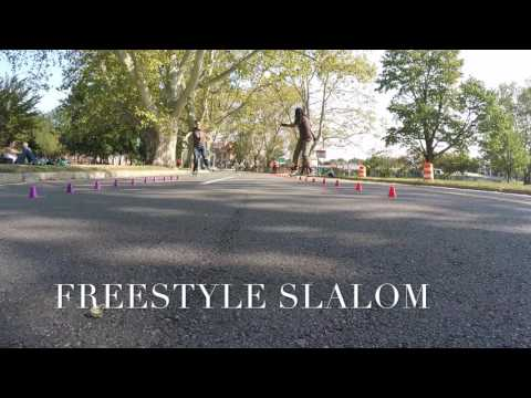 Robin Moore with Jun Whang - Cambridge Skate Fest 2016 Promo
