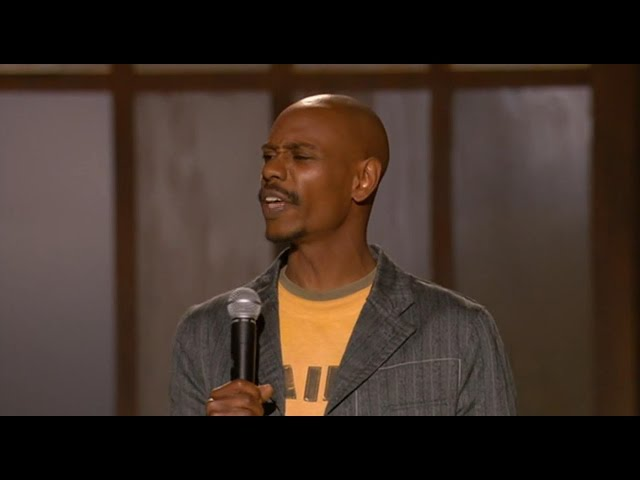 Dave Chappelle - For What Its Worth (HD Stand-Up Comedy Special)