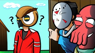 GMOD HIDE & SEEK BODY MODS #2 (Garry's Mod Funny Moments)