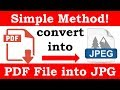 How to Convert PDF file into Image(.jpg)?