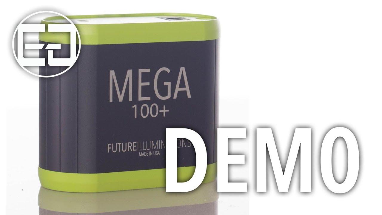 Mega100+ Smart EL Inverter - YouTube
