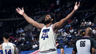 Kyrie 37 Pts Religion, Embiid 39 Points! 2020-21 NBA Season
