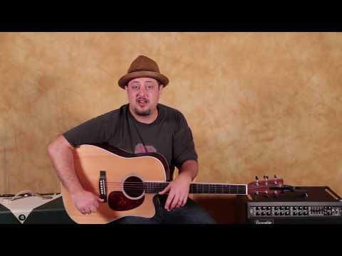 Beginner Acoustic Reggae