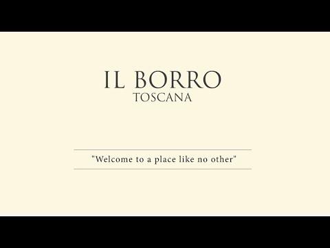 Il Borro vini biologici / organic wines