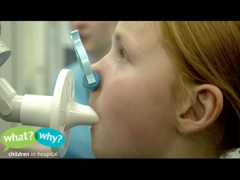 What happens in a Pulmonary Function (Breathing) Test?