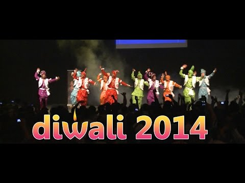 Singapore Airlines Christchurch Diwali 2014 - Promo