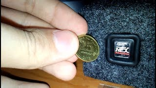 Video Mini Subwoofer 25mm (Smallest Subwoofer in the World) by Mark Anthony T. Montero download MP3, 3GP, MP4, WEBM, AVI, FLV Januari 2018