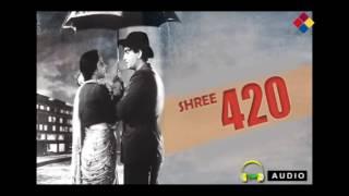 Gambar cover Pyaar Huaa Iqaraar Huaa Hai | Shree 420 1955 | Lata Mangeshkar, Manna Dey