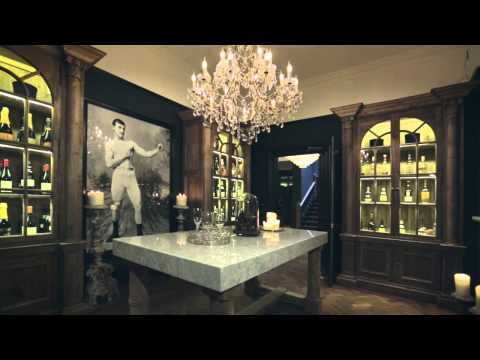 GLAZEBROOK HOUSE HOTEL video HD