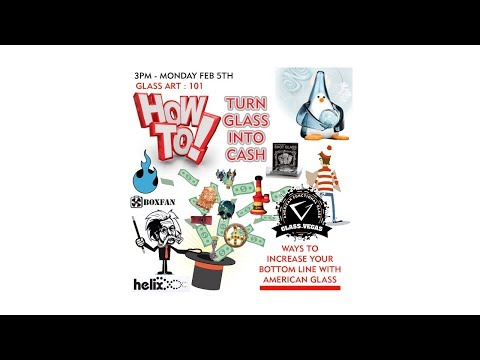 Glass Vegas LIVE - How to Turn Glass Into Cash (Panel Discussion)