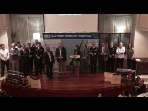 Entrega Premios Regata Interclubes Ría de Pontevedra 2015 - Desmarque S.l.