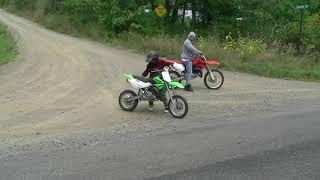 Terrain racing xe mô tô địa hình
