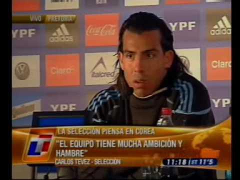 Carlos Teves habla sobre los intereses de los peri...