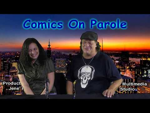 Live From Smyrna Ga. Comics On Parole SE 5 EP 1  Guest: Candi Aintright  Host Mike Aloia