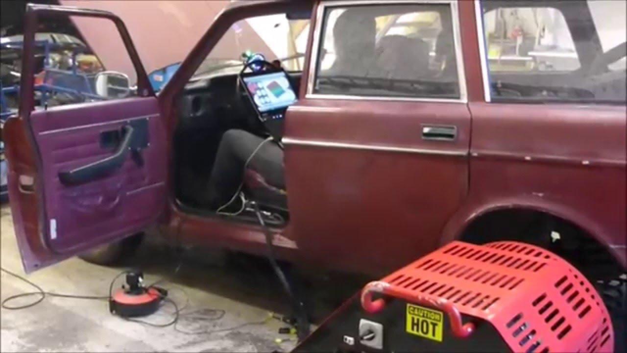 GZ Racing - Volvo 145 B20 Turbo Dyno